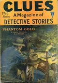 Clues Detective Stories (1926-1943 Clayton Magazines) Pulp Vol. 2 #1