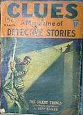 Clues Detective Stories (1926-1943 Clayton Magazines) Pulp Vol. 2 #3