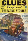 Clues Detective Stories (1926-1943 Clayton Magazines) Pulp Vol. 3 #1