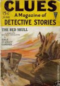 Clues Detective Stories (1926-1943 Clayton Magazines) Pulp Vol. 3 #2