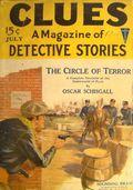 Clues Detective Stories (1926-1943 Clayton Magazines) Pulp Vol. 3 #3