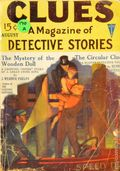 Clues Detective Stories (1926-1943 Clayton Magazines) Pulp Vol. 3 #4