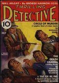 Thrilling Detective (1931-1953 Standard) Pulp Vol. 24 #2