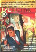 Thrilling Detective (1931-1953 Standard) Pulp Vol. 25 #1