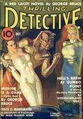 Thrilling Detective (1931-1953 Standard) Pulp Vol. 25 #2