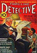 Thrilling Detective (1931-1953 Standard) Pulp Vol. 25 #3