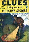 Clues Detective Stories (1926-1943 Clayton Magazines) Pulp Vol. 4 #2