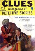 Clues Detective Stories (1926-1943 Clayton Magazines) Pulp Vol. 4 #4