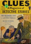 Clues Detective Stories (1926-1943 Clayton Magazines) Pulp Vol. 5 #1