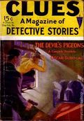 Clues Detective Stories (1926-1943 Clayton Magazines) Pulp Vol. 5 #2