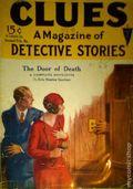 Clues Detective Stories (1926-1943 Clayton Magazines) Pulp Vol. 5 #3
