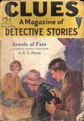 Clues Detective Stories (1926-1943 Clayton Magazines) Pulp Vol. 6 #3