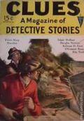 Clues Detective Stories (1926-1943 Clayton Magazines) Pulp Vol. 6 #4