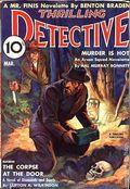 Thrilling Detective (1931-1953 Standard) Pulp Vol. 27 #1