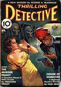 Thrilling Detective (1931-1953 Standard) Pulp Vol. 27 #2