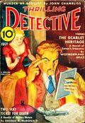 Thrilling Detective (1931-1953 Standard) Pulp Vol. 28 #2