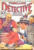 Thrilling Detective (1931-1953 Standard) Pulp Vol. 28 #3