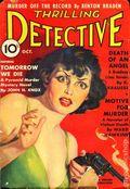 Thrilling Detective (1931-1953 Standard) Pulp Vol. 29 #2