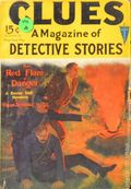 Clues Detective Stories (1926-1943 Clayton Magazines) Pulp Vol. 7 #2