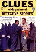 Clues Detective Stories (1926-1943 Clayton Magazines) Pulp Vol. 8 #4