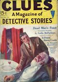 Clues Detective Stories (1926-1943 Clayton Magazines) Pulp Vol. 9 #2