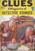 Clues Detective Stories (1926-1943 Clayton Magazines) Pulp Vol. 9 #3