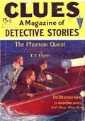 Clues Detective Stories (1926-1943 Clayton Magazines) Pulp Vol. 10 #1