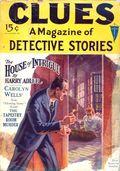 Clues Detective Stories (1926-1943 Clayton Magazines) Pulp Vol. 10 #2