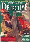Thrilling Detective (1931-1953 Standard) Pulp Vol. 29 #3