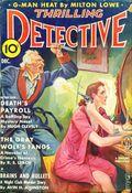 Thrilling Detective (1931-1953 Standard) Pulp Vol. 30 #1