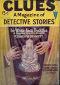 Clues Detective Stories (1926-1943 Clayton Magazines) Pulp Vol. 10 #4