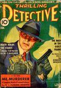 Thrilling Detective (1931-1953 Standard) Pulp Vol. 30 #2