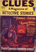 Clues Detective Stories (1926-1943 Clayton Magazines) Pulp Vol. 11 #1