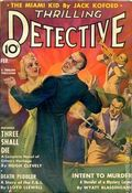 Thrilling Detective (1931-1953 Standard) Pulp Vol. 30 #3