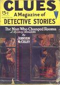 Clues Detective Stories (1926-1943 Clayton Magazines) Pulp Vol. 11 #3