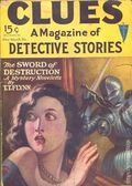 Clues Detective Stories (1926-1943 Clayton Magazines) Pulp Vol. 11 #4