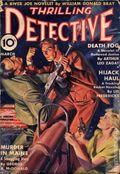 Thrilling Detective (1931-1953 Standard) Pulp Vol. 31 #1