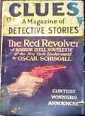Clues Detective Stories (1926-1943 Clayton Magazines) Pulp Vol. 12 #3
