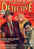 Thrilling Detective (1931-1953 Standard) Pulp Vol. 31 #2
