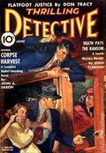 Thrilling Detective (1931-1953 Standard) Pulp Vol. 32 #1