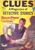 Clues Detective Stories (1926-1943 Clayton Magazines) Pulp Vol. 13 #2