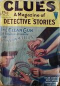 Clues Detective Stories (1926-1943 Clayton Magazines) Pulp Vol. 13 #3