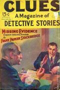 Clues Detective Stories (1926-1943 Clayton Magazines) Pulp Vol. 13 #4