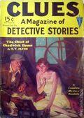 Clues Detective Stories (1926-1943 Clayton Magazines) Pulp Vol. 14 #1