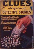 Clues Detective Stories (1926-1943 Clayton Magazines) Pulp Vol. 14 #3
