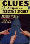 Clues Detective Stories (1926-1943 Clayton Magazines) Pulp Vol. 14 #4