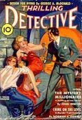 Thrilling Detective (1931-1953 Standard) Pulp Vol. 32 #2