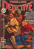 Thrilling Detective (1931-1953 Standard) Pulp Vol. 32 #3