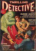 Thrilling Detective (1931-1953 Standard) Pulp Vol. 33 #2
