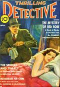 Thrilling Detective (1931-1953 Standard) Pulp Vol. 33 #3